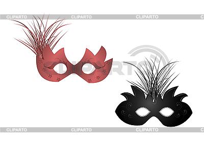 Carnival masks | Stock Vector Graphics |ID 3085207