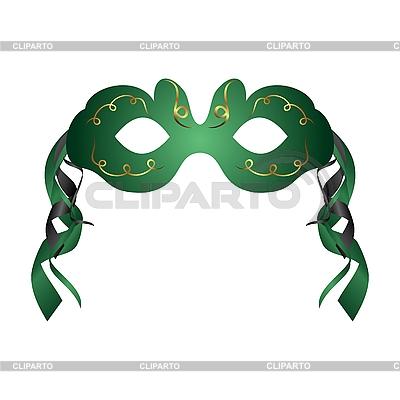 现实的狂欢节或戏剧面具 | 向量插图 |ID 3085749