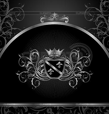 Luksusowe zabytkowe szablonu ramki | Klipart wektorowy |ID 3085877
