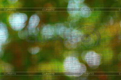 Moskitiery na tle kolorowych bokeh | Foto stockowe wysokiej rozdzielczości |ID 3088903