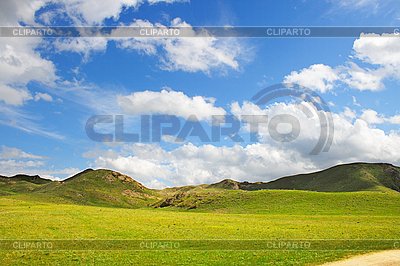 Hill landscape | High resolution stock photo |ID 3094584