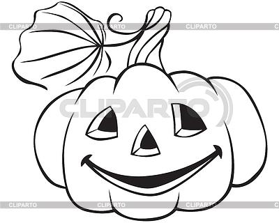 Lustige Halloween-Kürbisse | Stock Vektorgrafik |ID 3353428
