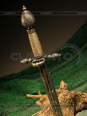 Schwert | Foto mit hoher Auflösung |ID 3091204