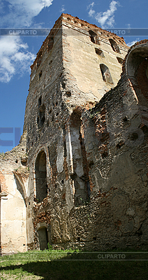Ruins of old palace | High resolution stock photo |ID 3090330
