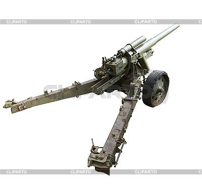 Artillerie-Geschütz | Foto mit hoher Auflösung |ID 3093578