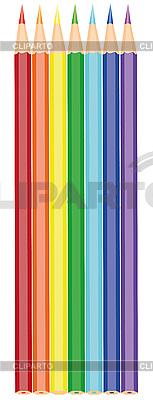 Color pencils | Stock Vector Graphics |ID 3098226