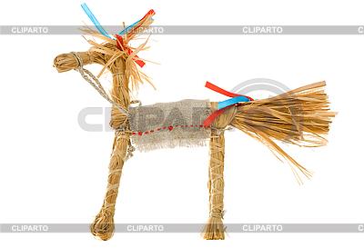 Geflochtenes Pferd | Foto mit hoher Auflösung |ID 3091123