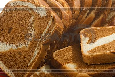 Geschnitten des Brotes | Foto mit hoher Auflösung |ID 3091139