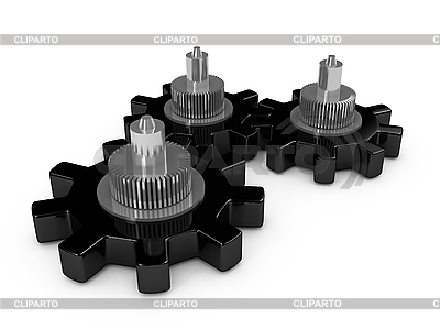 Gears   High resolution stock illustration  ID 3091923