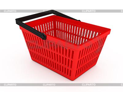 Shopping basket | High resolution stock illustration |ID 3091943