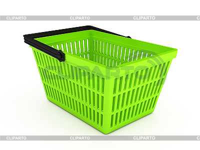 Shopping basket   High resolution stock illustration  ID 3091952