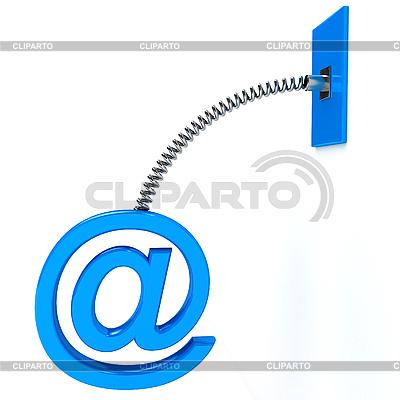 春天的电子邮件签名 | 高分辨率插图 |ID 3092084