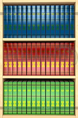 Книжный шкаф фото большого размера и векторный клипарт clipa.