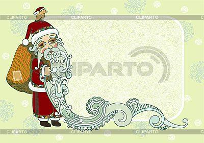 Christmas frame  | Stock Vector Graphics |ID 3093010