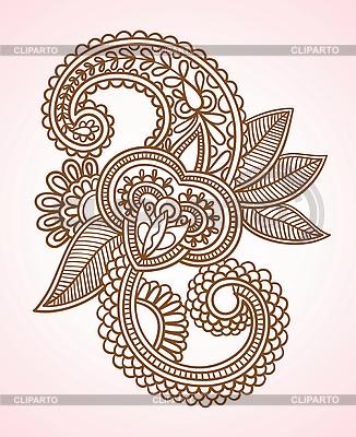 Flowers Design Element   Stock Vector Graphics  ID 3094723