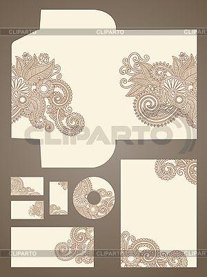 Szablony firmy | Klipart wektorowy |ID 3096431