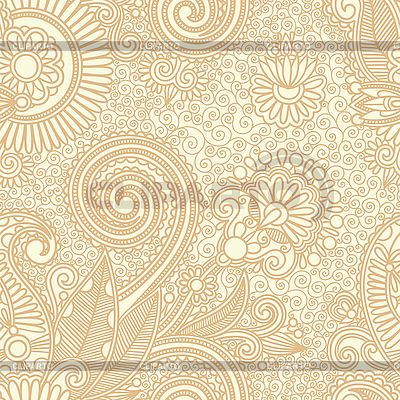 Vintage seamless pattern | Stock Vector Graphics |ID 3097445