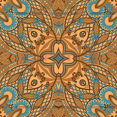 Nahtloses Paisley-Muster | Stock Vektorgrafik |ID 3295513