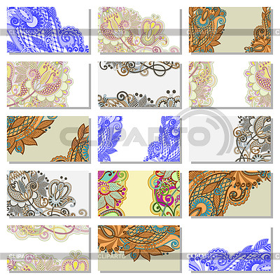 Business card element | Stock Vector Graphics |ID 3372443