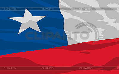 Flag of Chile | Stock Vector Graphics |ID 3094123
