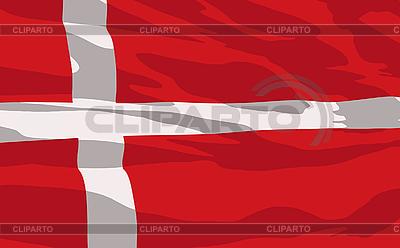 Flagge von Dänemark | Stock Vektorgrafik |ID 3094131