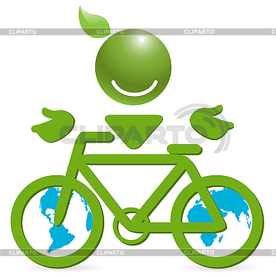 Bicycle sign | Stock Vector Graphics |ID 3095957