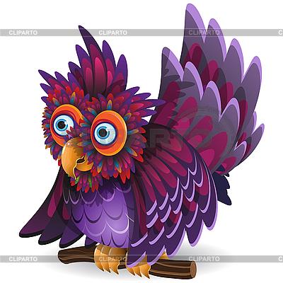 Surprised bird | Stock Vector Graphics |ID 3095977