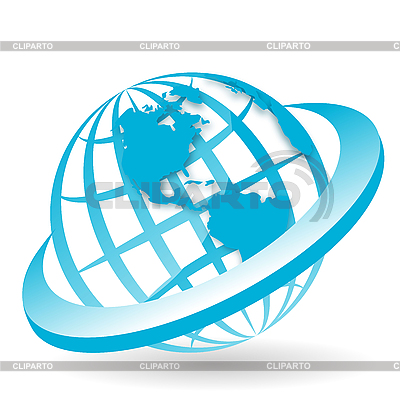 Globe | Stock Vector Graphics |ID 3099520