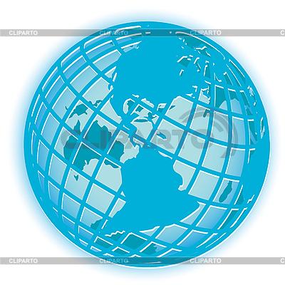 Globe | Stock Vector Graphics |ID 3130869
