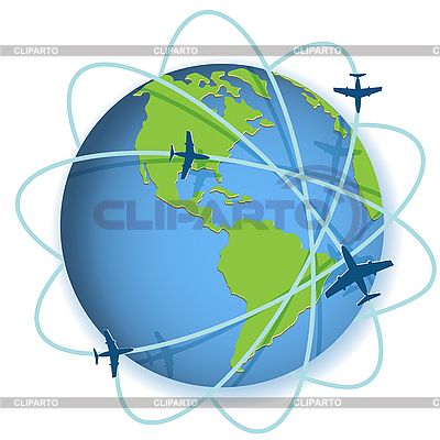 Airplanes | Stock Vector Graphics |ID 3137571