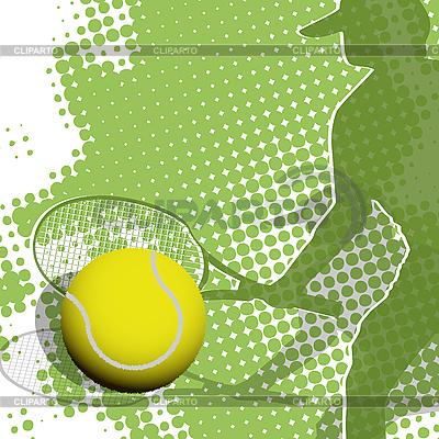 Tennis | Stock Vektorgrafik |ID 3141536