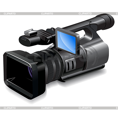 Video Camera   Stock Vector Graphics  ID 3141663