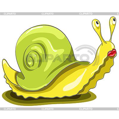 蜗牛 | 向量插图 |ID 3144535