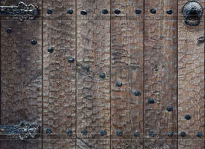 Old wooden door | High resolution stock photo |ID 3097013