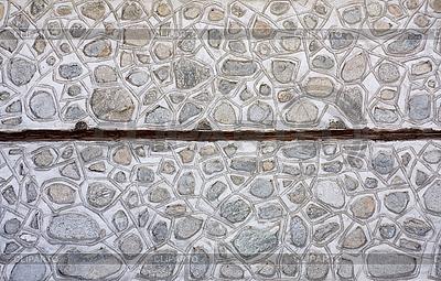 Alte Mosaik auf Steinwand   Foto mit hoher Auflösung  ID 3097026