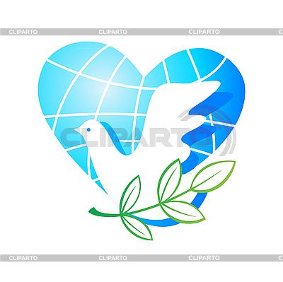 Dove of peace   Stock Vector Graphics  ID 3099193