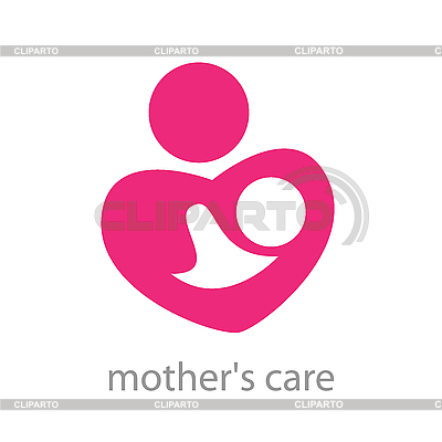 Mother`s care | Stock Vector Graphics |ID 3099203