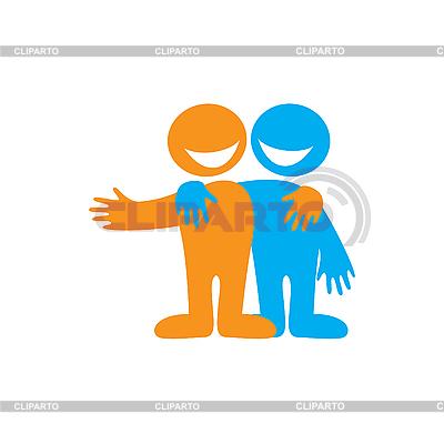 Friends | Stock Vector Graphics |ID 3102327