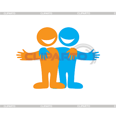 Friends | Stock Vector Graphics |ID 3102329