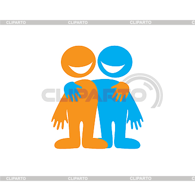 Friendship   Stock Vector Graphics  ID 3102331