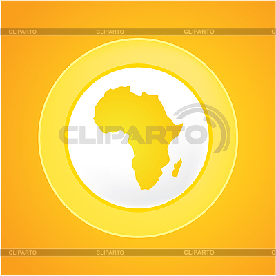 Africa sun | Stock Vector Graphics |ID 3103267