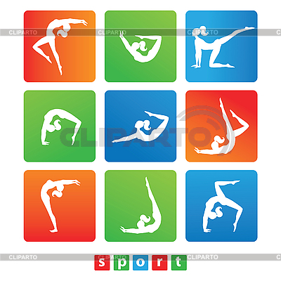 Sports signs   Stock Vector Graphics  ID 3103516