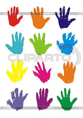 Reprodukcje ręczne | Klipart wektorowy |ID 3100038
