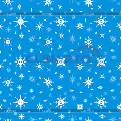 Seamless Snowflake background   Stock Vector Graphics  ID 3223704