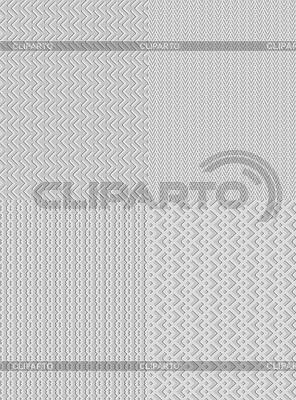 Abstrakter Stahl nahtlose Hintergrund Muster | Stock Vektorgrafik |ID 3223709