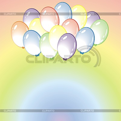 Balonów | Klipart wektorowy |ID 3102219