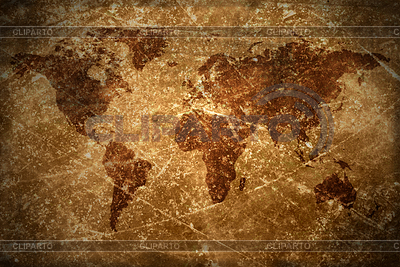 Aged vintage world map texture and background high resolution aged vintage world map texture and background illustration gumiabroncs Image collections