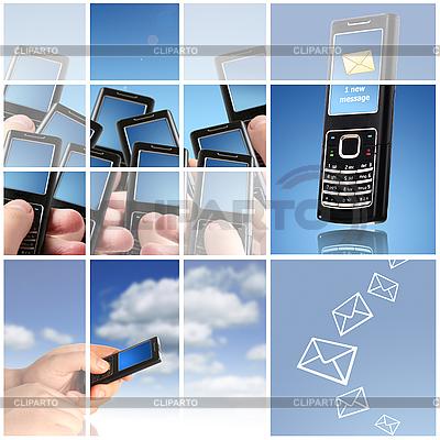 Коммуникации | Фото большого размера |ID 3107321