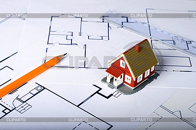 Design of new house | High resolution stock photo |ID 3107392