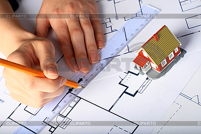 Design of new house | High resolution stock photo |ID 3107393